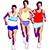 Мастера спортивной ходьбы из Каменского завоевали две «серебряные» награды