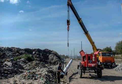 В Каменском решают вопрос по утилизации мусора Днепродзержинск