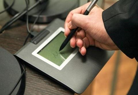 Для оформления биометрических паспортов ЦПАУ Каменского  приобрел необходимое оборудование Днепродзержинск