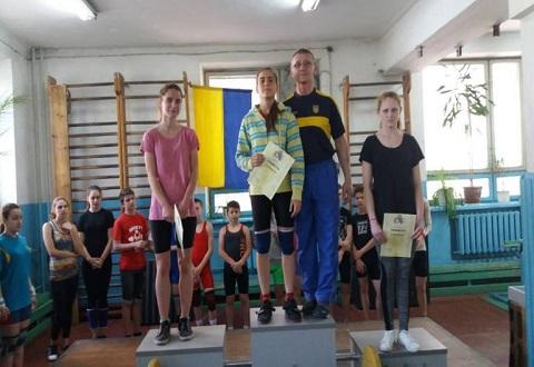 Тяжелоатлеты г. Каменское успешно представили город на чемпионате области Днепродзержинск