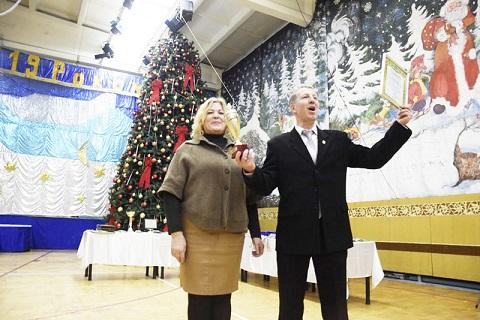 В Каменском подведены итоги спартакиады «Здоровье» Днепродзержинск