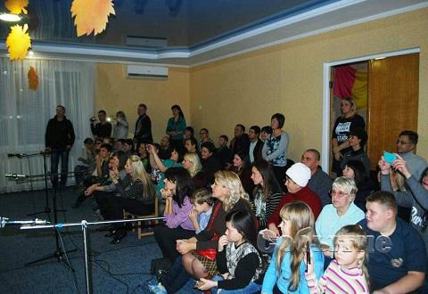 Сказочное мероприятие провели в ДУЗ № 36 г. Каменское Днепродзержинск