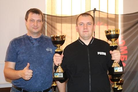 Участник боевых действий из г. Каменское завоевал два Кубка Украины по шашкам Днепродзержинск