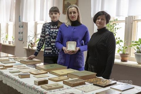 Архивное управление г. Каменское подготовило уникальную выставку Днепродзержинск