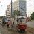 В Каменском ликвидировали аварийную ситуацию с участием трамвая