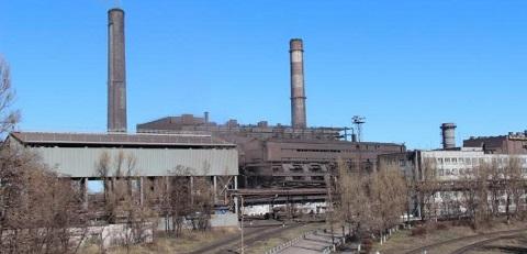 На меткомбинате г. Каменское приступили к капитальному ремонту агломашины № 10 Днепродзержинск