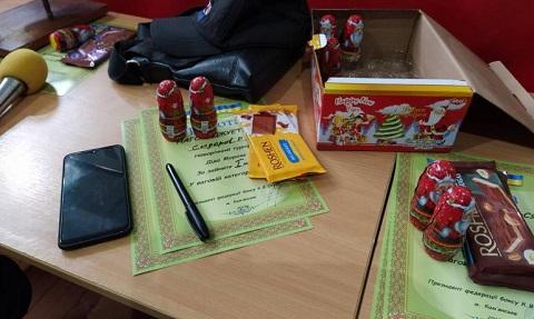 «Кубок Деда Мороза» провели для юных боксеров г. Каменское Днепродзержинск
