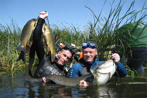 Отдых и рыбалка в Астрахани Днепродзержинск