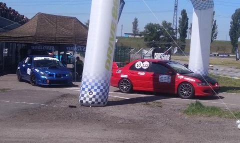 Каменский картодром  принимал этап автогонок Днепродзержинск