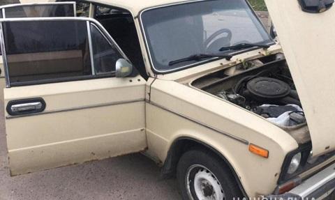 В Каменском правоохранители провели розыск трех угнанных автомобилей Днепродзержинск