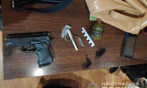 В г. Каменское задержали членов банды за совершение разбойных нападений Днепродзержинск