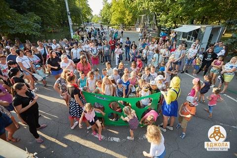 В Каменском прошло праздничное мероприятие «Ласунка» Днепродзержинск