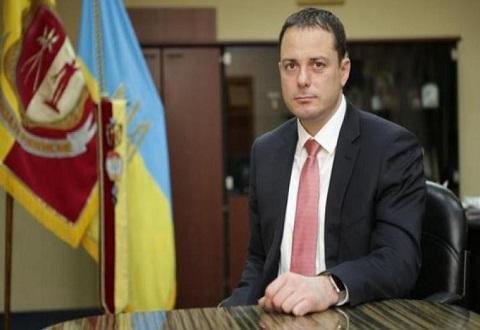Энергетиков Каменского с профессиональным праздником поздравил мэр города Днепродзержинск