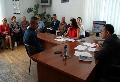 Мэр г. Каменское провел очередной прием граждан Днепродзержинск