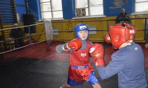 Боксеры Каменского приняли участие в турнире «Призы Деда Мороза» Днепродзержинск