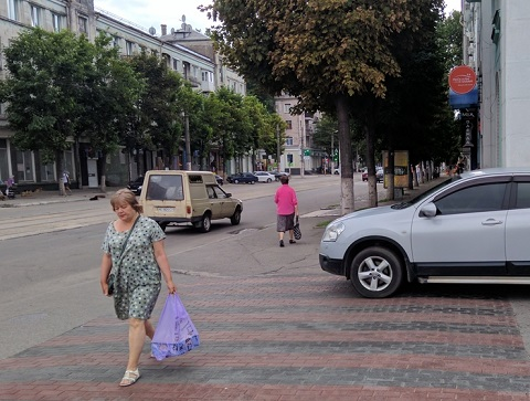 Каменское продолжают благоустраивать  Днепродзержинск