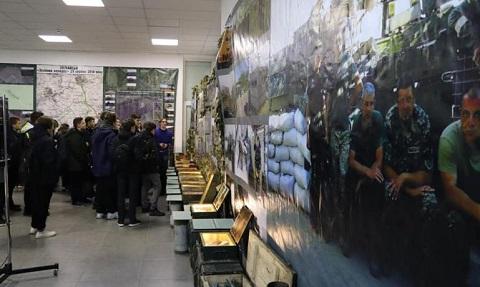 Музей истории Каменского представит «Блокпост памяти» Днепродзержинск