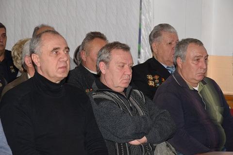 В городе Каменское прошло мероприятие по чествованию ликвидаторов аварии в Чернобыле Днепродзержинск