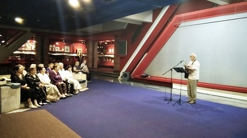 В Музее истории г. Каменское провели вечер-реквием Днепродзержинск