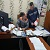 Спасатели из 22-й ГПСЧ Каменского провели работу на предприятии «ЕВРАЗ ЮЖКОКС»