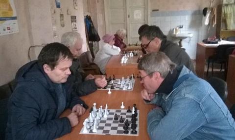 Шахматисты с ограниченными возможностями провели турнир в Каменском Днепродзержинск