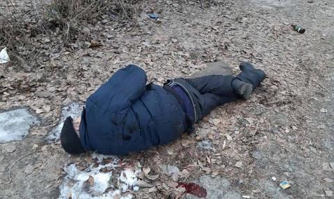 В районе гаражного кооператива в Каменском сотрудники ОК «Цитадель» нашли мужчину Днепродзержинск