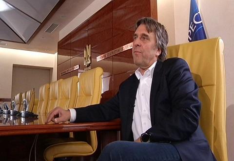 фото: ua-football.com Днепродзержинск