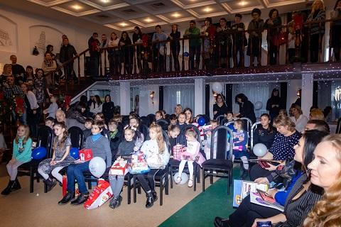 В Каменском провели награждение призеров конкурса «Заветная мечта» Днепродзержинск