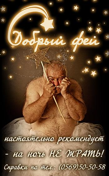 Страница Службы Добрый Фей из Днепродзержинска месяц бьет рекорды посещаемости Днепродзержинск