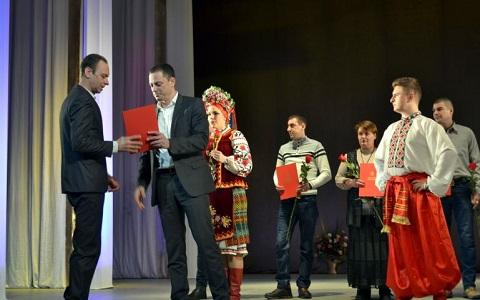 Градообразующее предприятие г. Каменское отмечает очередную годовщину своего образования Днепродзержинск