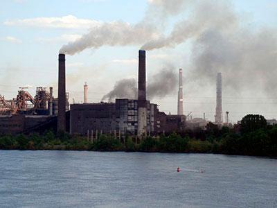 На Днепровском меткомбинате этом году ожидается увеличить производство стали на 4% Днепродзержинск