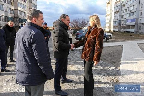 В Каменском стартовало строительство дома для детей-сирот Днепродзержинск