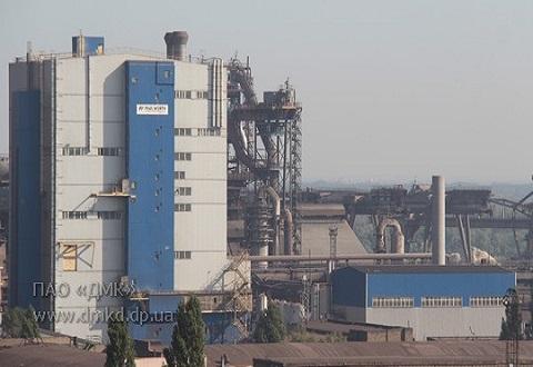 На градообразующее предприятие Каменского возобновляют подачу энергоносителей Днепродзержинск