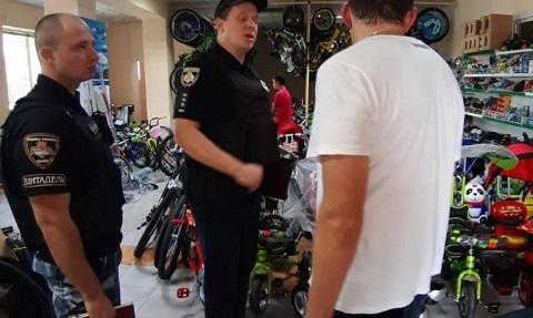Покупатель в магазине г. Каменское избил продавца Днепродзержинск