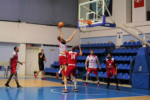 БК «Прометей» г. Каменское сегодня проведет игру в Николаеве Днепродзержинск