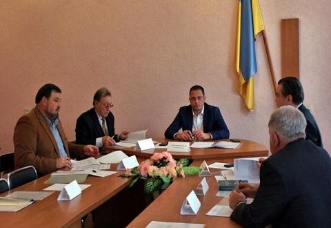 Городской голова г. Каменское провел первое заседание Наблюдательного совета ДГТУ Днепродзержинск