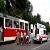 Жительница Каменского пострадала при посадке в вагон трамвая