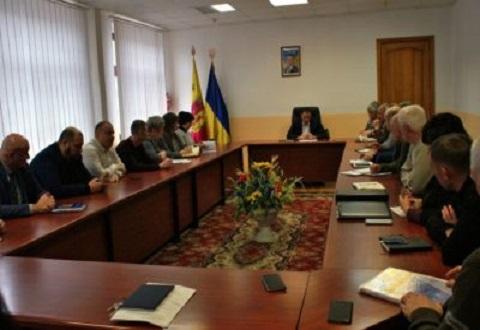 В Каменском обсуждали вопрос по созданию единого Интернет-ресурса служб оперативного взаимодействия Днепродзержинск