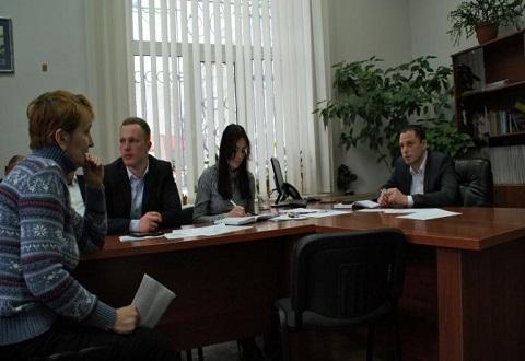 В Каменском градоначальник провел прием граждан Днепродзержинск