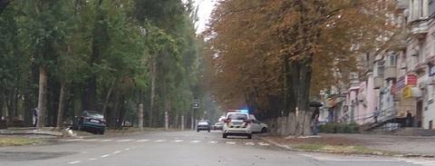 Утро в Каменском началось с ДТП Днепродзержинск
