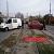 В г. Каменское ДТП с участием двух автомобилей случилось на трамвайных путях