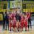Команда БК «Прометей» г. Каменское стала сильнейшей в женском баскетболе страны