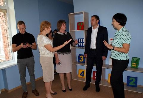 В Каменском приступили к реализации программы «Инклюзивное образование» Днепродзержинск