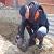 На территории меткомбината г. Каменское нашли устаревшую противотанковую мину