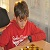 Каменчане приняли участие в Чемпионате Украины по шашкам-64