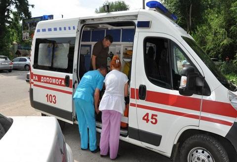 В Каменском при задержании правонарушителей произошло ДТП Днепродзержинск