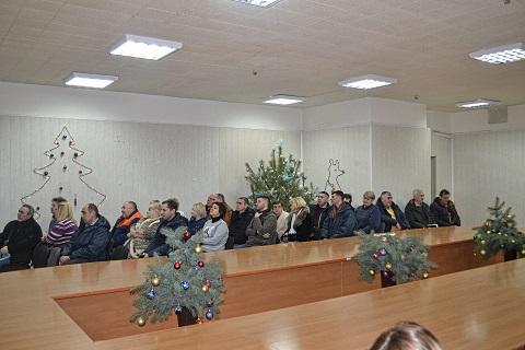 Коллективу «Горводоканала» г. Каменское представили нового руководителя Днепродзержинск