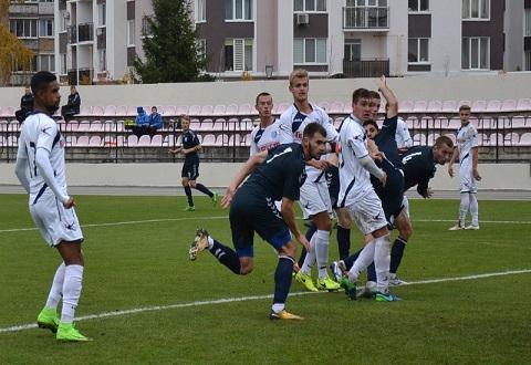 Молодежный состав «Стали» Каменского переиграл команду «Черноморец» U-21 Днепродзержинск