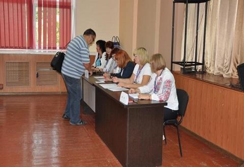 В университете Каменского завершаются выборы ректора Днепродзержинск