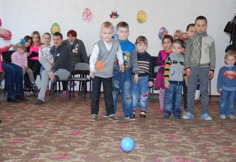 Представители «ДМК» побывали в ЦСПР детей г. Каменское Днепродзержинск